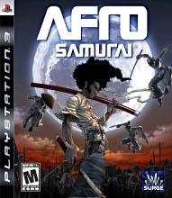 Boxshot Afro Samurai