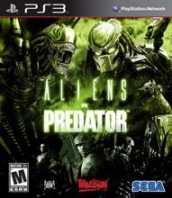 Boxshot Aliens vs. Predator