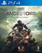 Boxshot Ancestors: The Humankind Odyssey