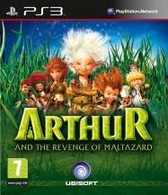 Boxshot Arthur en de Wraak van Malthazard