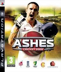 Boxshot Ashes Cricket 2009