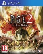 Boxshot Attack on Titan 2: Final Battle