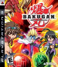 Boxshot Bakugan: Battle Brawlers