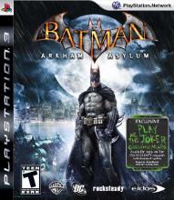 Boxshot Batman: Arkham Asylum