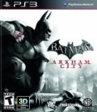 Boxshot Batman: Arkham City
