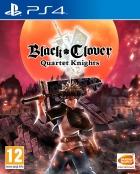 Boxshot Black Clover: Quartet Knights