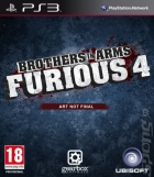 Boxshot Brothers in Arms: Furious 4