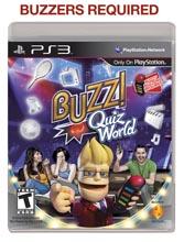 Boxshot Buzz! Quiz World