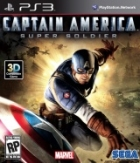 Boxshot Captain America: Super Soldier