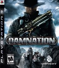 Boxshot Damnation
