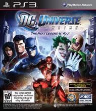Boxshot DC Universe Online