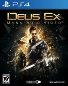 Boxshot Deus Ex: Mankind Divided