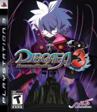 Boxshot Disgaea 3: Absence of Justice