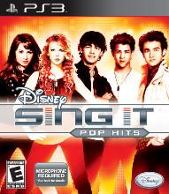 Boxshot Disney Sing It 2: Pop Hits