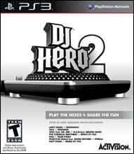 Boxshot DJ Hero 2
