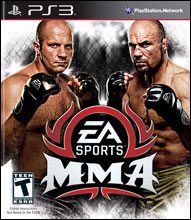 Boxshot EA Sports MMA
