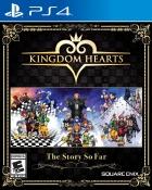 Boxshot Kingdom Hearts - The Story So Far -