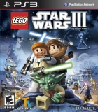 Boxshot Lego Star Wars III: The Clone Wars