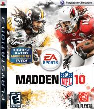 Boxshot Madden NFL 10