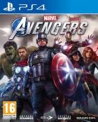 Boxshot Marvel Avengers