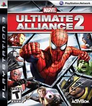 Boxshot Marvel: Ultimate Alliance 2: Fusion