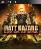 Boxshot Matt Hazard: Blood Bath and Beyond