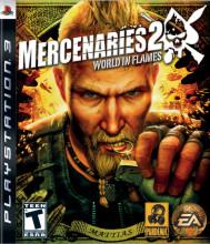 Boxshot Mercenaries 2: World in Flames