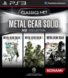 Boxshot Metal Gear Solid HD Collection