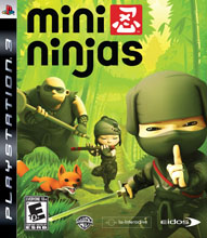 Boxshot Mini Ninjas