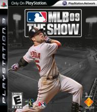 Boxshot MLB 09 The Show