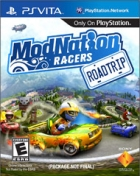 Boxshot Modnation Racers: Road Trip