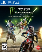 Boxshot Monster Energy Supercross - The Official Videogame