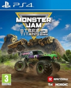 Boxshot Monster Jam Steel Titans 2