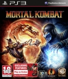 Boxshot Mortal Kombat