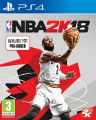 Boxshot NBA 2K18