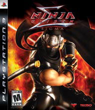 Boxshot Ninja Gaiden Sigma