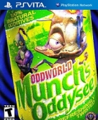 Boxshot Oddworld: Munch's Oddysee