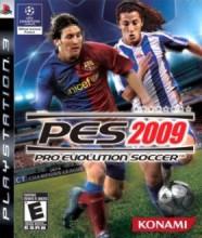 Boxshot Pro Evolution Soccer 2009