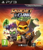 Boxshot Ratchet & Clank: All 4 One