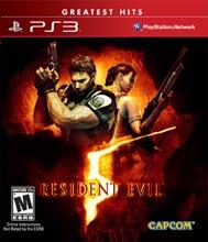 Boxshot Resident Evil 5
