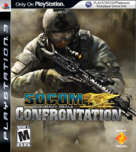 Boxshot Socom US Navy Seals: Confrontation