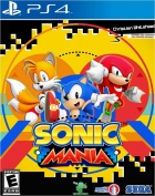 Boxshot Sonic Mania
