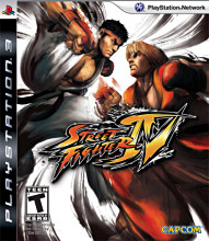 Boxshot Street Fighter IV