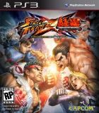 Boxshot Street Fighter x Tekken