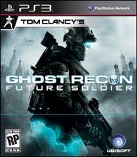 Boxshot Tom Clancy's Ghost Recon: Future Soldier