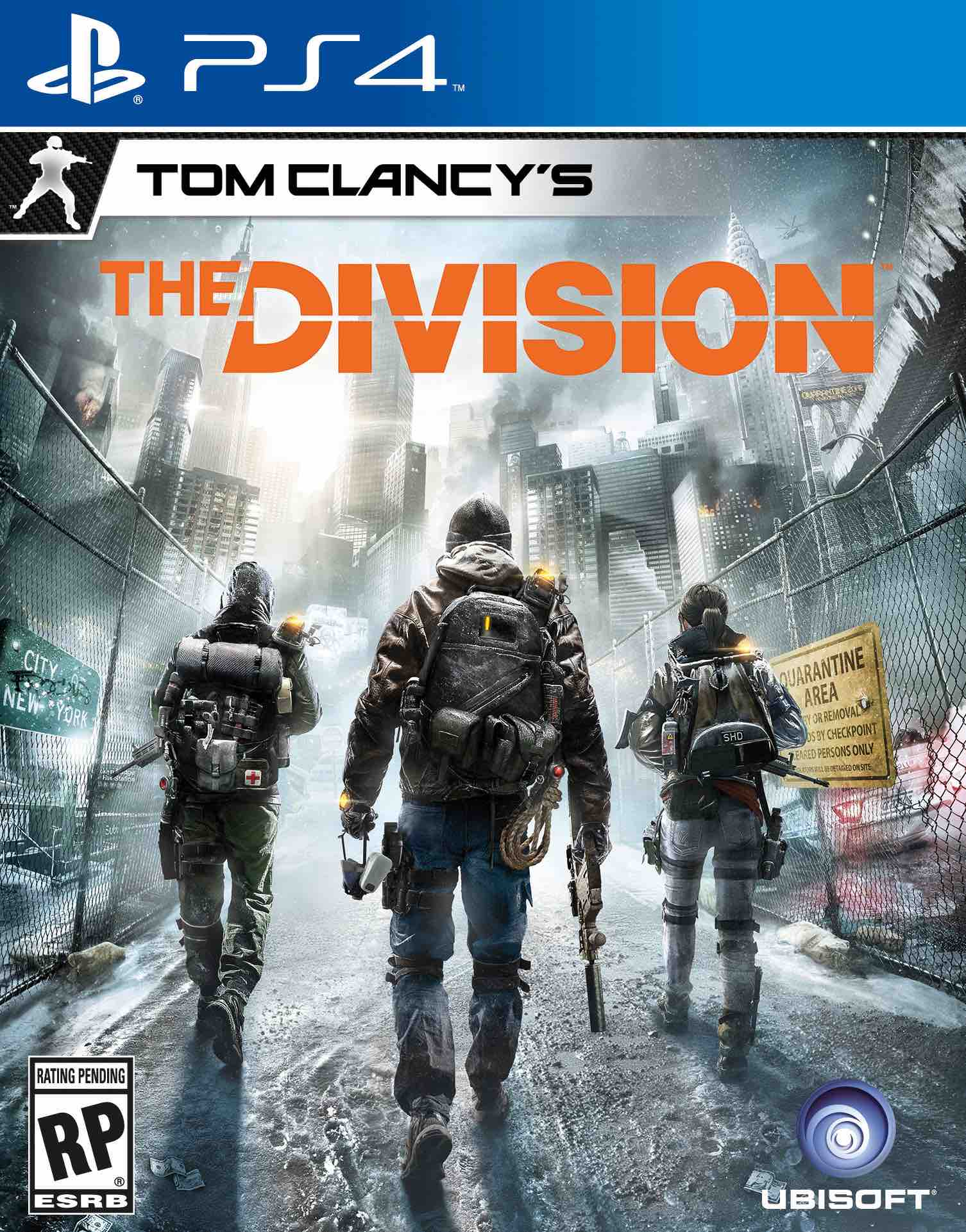 Boxshot Tom Clancy's: The Division