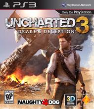 Boxshot Uncharted 3: Drake's Deception