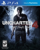 Boxshot Uncharted 4: A Thief's End