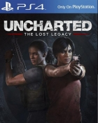 Boxshot Uncharted: The Lost Legacy
