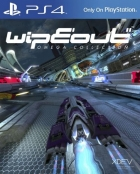 Boxshot WipEout: Omega Collection
